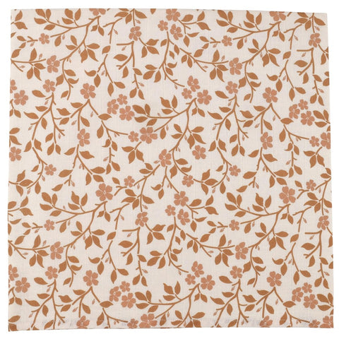 Magnolia Tree Brown - Swaddle