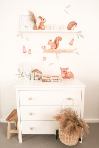 Woodlands Wall Decals