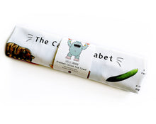 Load image into Gallery viewer, letterbox gift idea for her. The cats alphabet cotton tea towel