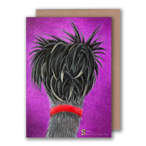 'Emu' Funny Greeting Card