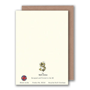 'The Card for All Occasions' Greeting Card