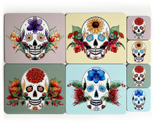 Load image into Gallery viewer, gothic home decor sugar skull gift idea