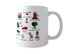 Load image into Gallery viewer, the dogs alphabet dog gift idea for him