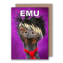 Load image into Gallery viewer, funny emo birthday card