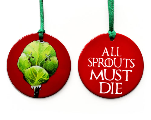 game of thrones christmas gift idea sprout decoration
