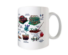 Load image into Gallery viewer, gardeners mug gardening gift idea