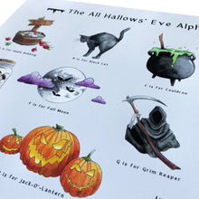 Load image into Gallery viewer, halloween wall art