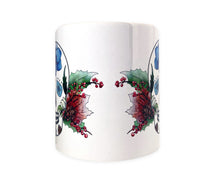 Load image into Gallery viewer, Winter Sugar Skull Mug