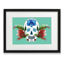 Load image into Gallery viewer, day of the dead wall art