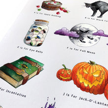 Load image into Gallery viewer, halloween art print