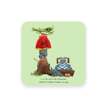 Load image into Gallery viewer, personalised gift idea alphabet coaster letter l