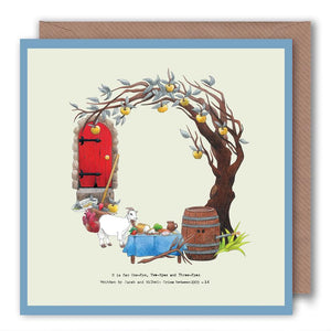 letter-o-birthday-card-for-children
