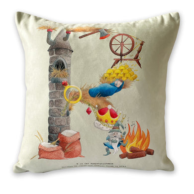decorative alphabet letter r pillow gift idea for kids