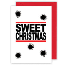 Load image into Gallery viewer, luke cage fan christmas sweet christmas card funny card for him