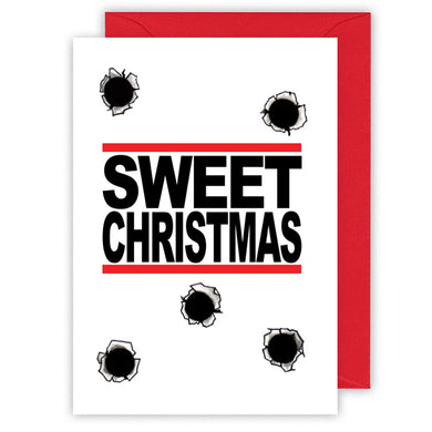 luke cage fan christmas sweet christmas card funny card for him
