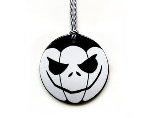nightmare before christmas inspired gothic christmas tree decoration