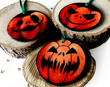 Load image into Gallery viewer, decorations for fall pumpkin halloween decor