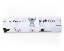 Load image into Gallery viewer, scottish alphabet tea towel moving gift idea scotland
