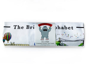 Bristol Tea Towel Gift Idea
