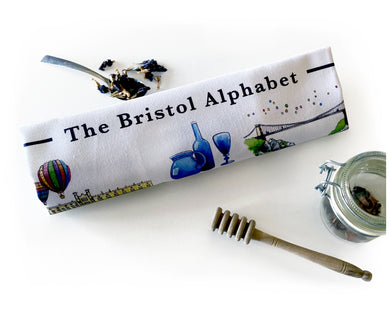 Bristol Tea Towel in the UK