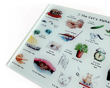 Load image into Gallery viewer, The Cat's Alphabet cat gift ideas in the uk