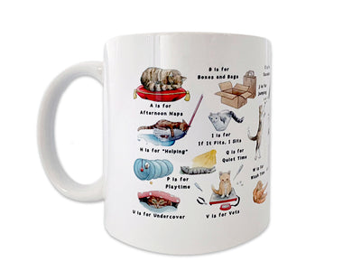 cat gift for cat lover cat coffee mug