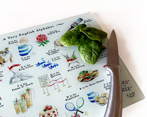 chopping board gift idea for her