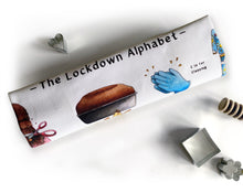 Load image into Gallery viewer, the lockdown alphabet isolation gift idea for her