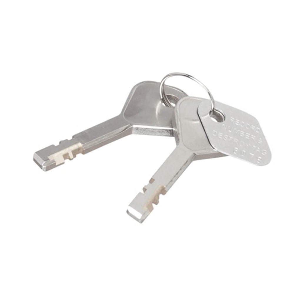 Replacement Keys (Tag # required) 2-Keys