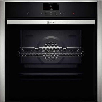 Neff B57CS24N0B Built-In Oven With Slide&Hide In Stainless Steel