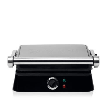 Haden Panini Press in Slate Grey