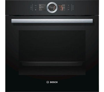 Bosch HBG6764B6B Electric Smart Oven In Black