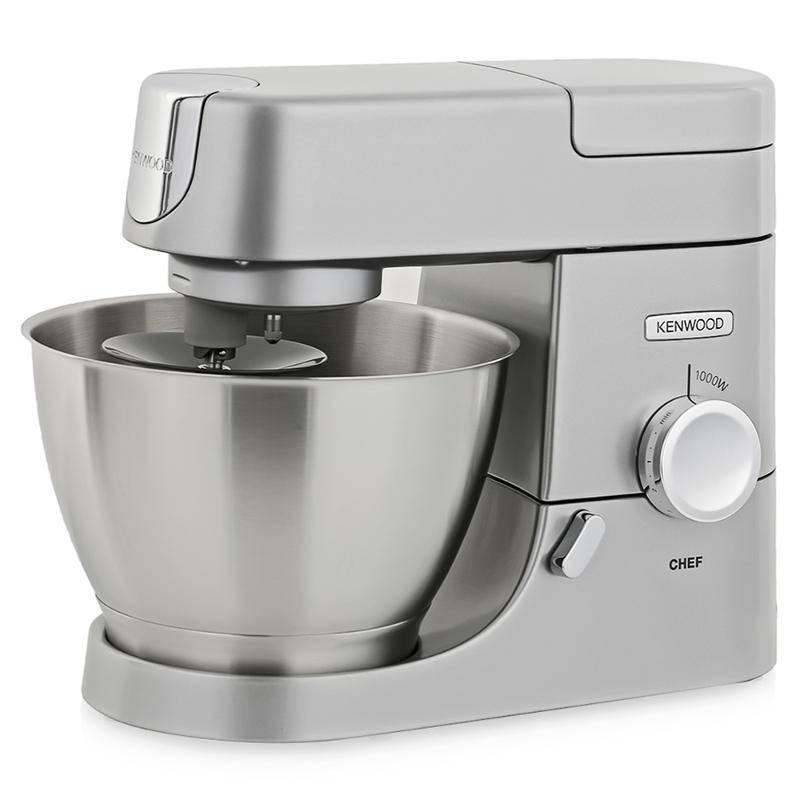 Kenwood KVC3100S Chef Premier Stand Mixer In Silver