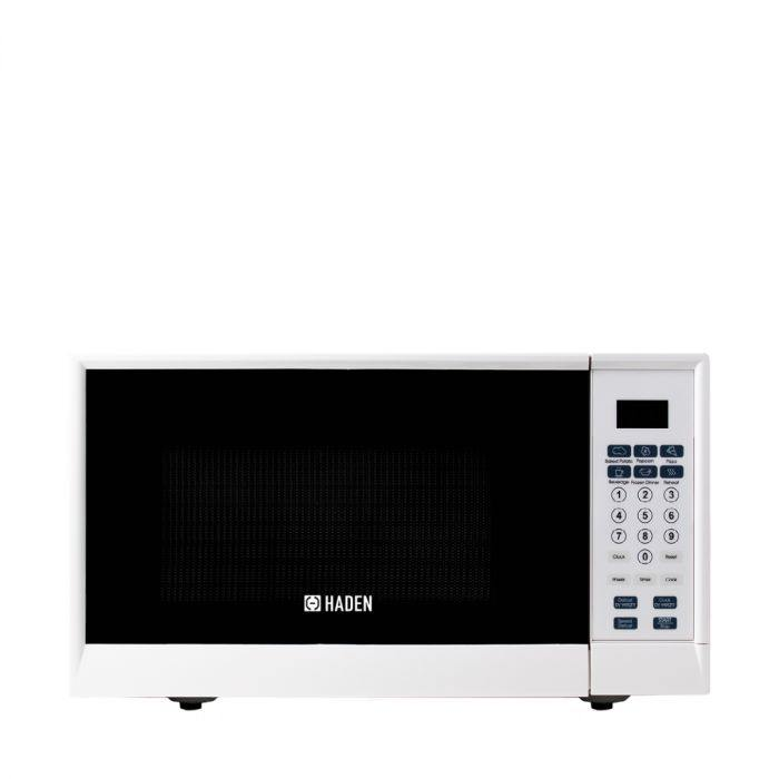 Haden 199010 Freestanding 25-Litre White 900W Microwave