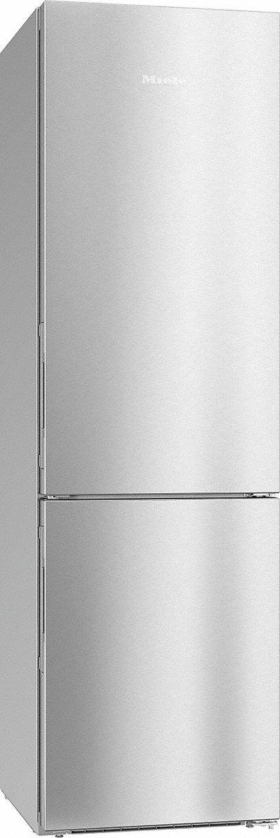 Miele KFN29283D XL Frost Free Freestanding Fridge Freezer - Silver - A+++ Rated