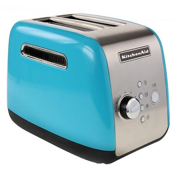 Kitchenaid 5KMT221BCL 2-Slice Toaster In Crystal Blue