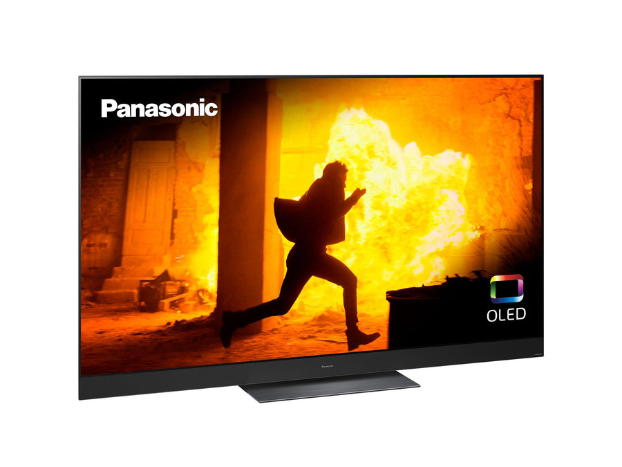 Panasonic TX-65HZ2000B (2020) OLED HDR 4K Ultra HD Smart TV, 65 inch with Freeview Play & Dolby Atmos, Black