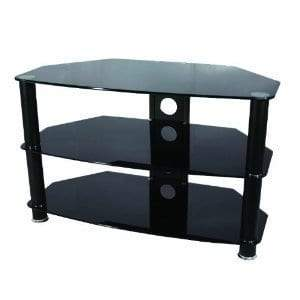 VIVANCO  B1200B  Black TV Stand