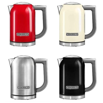 KitchenAid 1.7 ltr  Kettle  5KEK1722 - currently available in Stainless Steel, Cream or Red