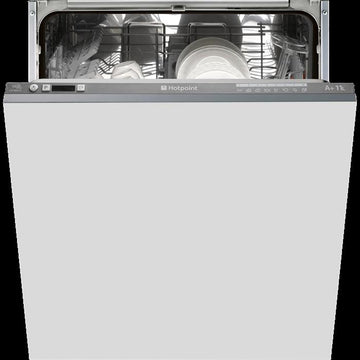 Hotpoint LTF8B019 Fully Integrated 13 Place Full-Size Dishwasher