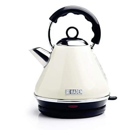 Haden 188106 Boston 1.7-Litre Kettle In Cream