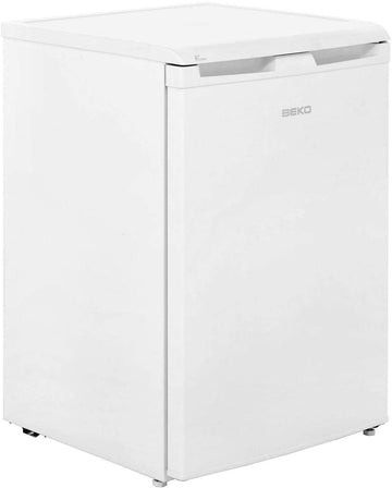 Beko UFF584APW Under Counter Frost Free Freezer, A+ Energy Rating, 55cm Wide, White
