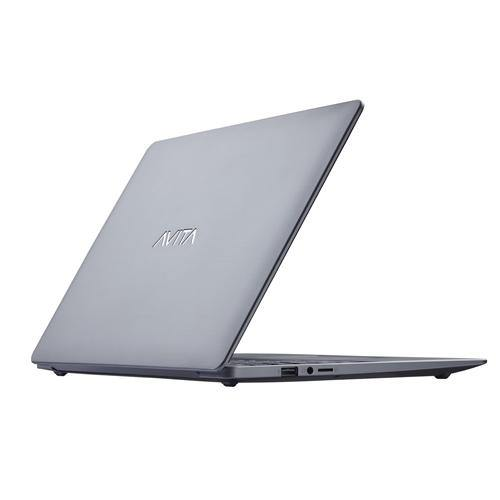 AVITA Pura 14″ AMD R5 Windows 10 PRO 256GB In Silver Grey