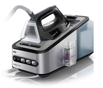 Braun Steam Generator Iron