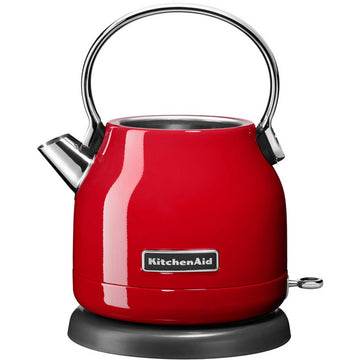 Kitchenaid 5kek122BER traditional kettle in empire red.