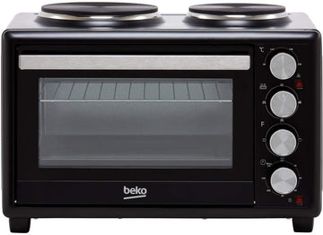 Beko MSH28B Mini Oven With Hobs and Separate Grill