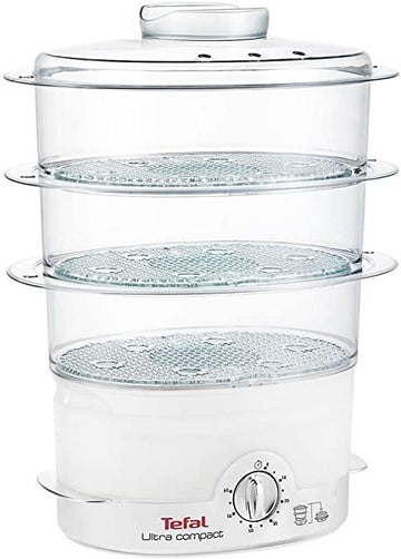 Tefal VC100665 Compact 3 Tier Steamer