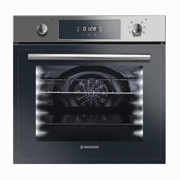 Hoover HSOL8690X 7 Function 65L Electric Single Oven - Stainless Steel