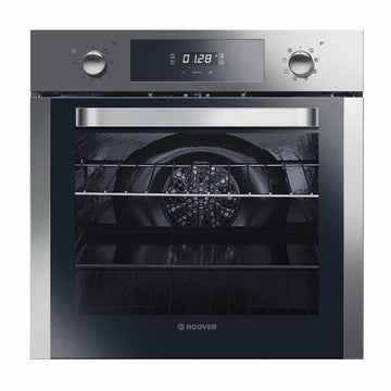 Hoover HOSM6581IN 7 Function 65L Electric Single Oven - Stainless Steel