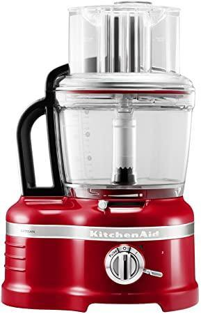 Kitchenaid 5KFP1644BER  Artisan 4L Food Processor In Empire Red